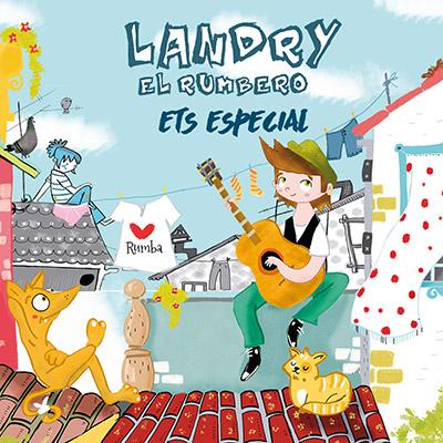 Landry el Rumbero - Ets Especial