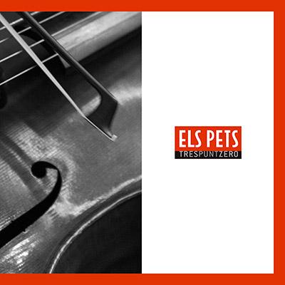 Els Pets - Trespuntzero (CD + Digipack)