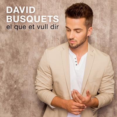 David Busquets - El que et vull dir (CD)